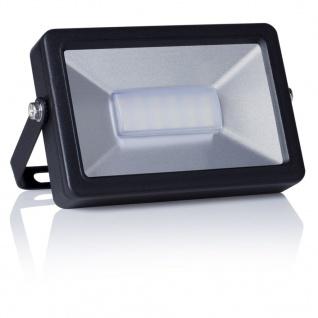 Smartwares LED-Flutlichtstrahler 10 W Schwarz FL1-B10B