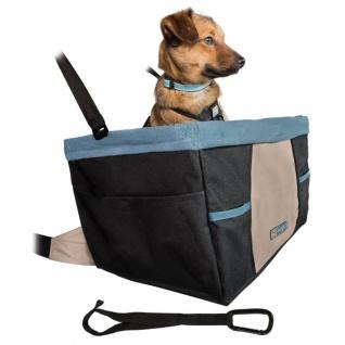 Kurgo Hunde-Autositz Rover