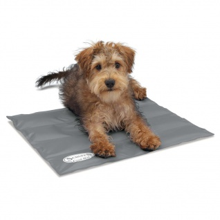 Scruffs & Tramps Kühlmatte für Hunde Grau Größe S 2716