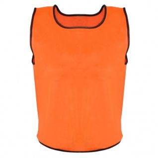 Orange Sportsshirts Sportweste für Erwachsene 10 Stück - Vorschau 2