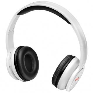 AEG Stereo Bluetooth Kopfhörer KH 4230 Weiß