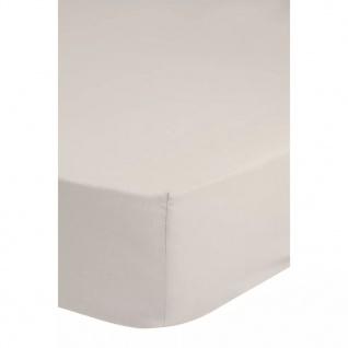 Emotion Bügelfreies Spannbettlaken 140x200 cm Sand 0220.06.44