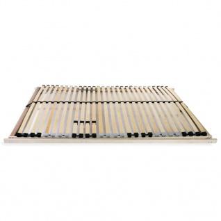 vidaXL Lattenrost mit 28 Latten 7 Zonen 120 x 200 cm - Vorschau 3