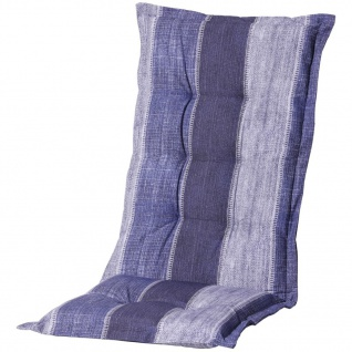 Madison Hochlehner Auflage Denim Stripe 123 x 50 cm Blau PHOSF365