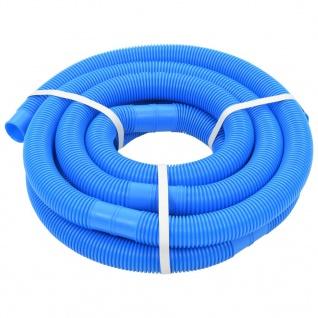 vidaXL Poolschlauch Blau 32 mm 6, 6 m