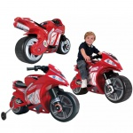 Injusa Kindermotorrad Wind 6 V