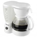 Bestron Kaffeemaschine Weiß 800 W ACM6081W