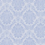 DUTCH WALLCOVERINGS Tapete Barockstil Blau 02508-40