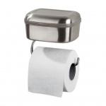 Tiger Toilettenpapierhalter Combi Feuchtpapier-Box Silbern 441230941