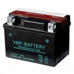 VMF Powersport Liquifix Batterie 12 V 3 Ah MF YTX4L-BS
