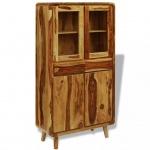 vidaXL Sideboard Sheesham Holz 90×40×175 cm