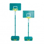 MOOKIE Basketball Set All Surface 205 cm 7237MK