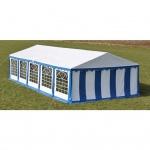 vidaXL Partyzelt 10 x 5 m Blau