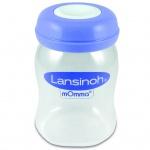 Lansinoh Muttermilchflaschen mit Weithals 4 Stück 160 ml 20417
