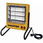 Master Elektro Infrarot-Strahler Heizgerät TS3A