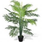 Künstliche Phoenix Palme mit Topf 130 cm