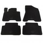 vidaXL Auto-Fußmatten-Set 4-tlg. für Hyundai Tucson Kia Sportage