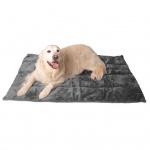 @Pet Hundedecke DeLuxe 122x80 cm Grau 18039