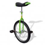 Einstellbares Einrad 50, 8 cm grün