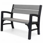 Allibert 3-Sitzer-Gartenbank Montero 233308