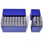 Schlagzahlen (0-9) Schlagbuchstaben (A-Z) Schlagstempel 8mm