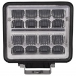 SAE LED-Arbeitsleuchte für Fahrzeuge 12 W 2272 Lumen TRSW12275FB