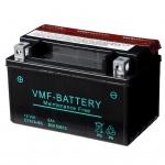 VMF Powersport Liquifix Batterie 12 V 6 Ah MF YTX7A-BS