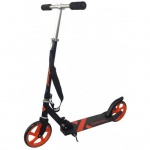 Street Surfing Tretroller Urban XPR Schwarz/Orange 04-19-003-2