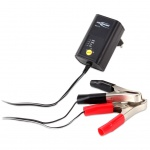Ansmann Autobatterie-Ladegerät ALCS 2-12/0.4 Schwarz 400 mA 1001-0015