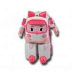 Silverlit Transformation-Spielzeug Robocar Poli Amber Rosa SL83172
