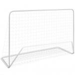 Fußballtor-Set 182 x 61 x 122 cm