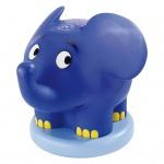Ansmann Sternenhimmel-Projektor mit Musik Elefant Blau 1800-0015