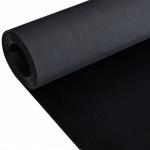 Gummi-Bodenmatte Antirutschmatte 2 x 1 m feingerippt
