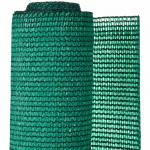 Nature Zaunblende Grün 1, 5 x 5 m 6050308