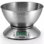 Tristar Küchenwage 5 kg mit Schale
