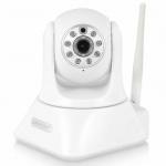 EMINENT IP-Kamera CamLine Pro 720P Schwenk-/ Neigefunktion Weiß EM6325