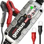 Noco Batterieladegerät 6 V / 12 V 1, 1 A G1100