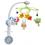 Taf Toys Musikmobile Stereo MP3 Eule 11895