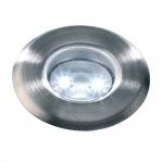 Garden Lights LED-Bodenleuchte Astrum Edelstahl 4039601