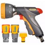 Hozelock Garten-Spritzpistolen-Set Multi Spray Pro 2371 0000