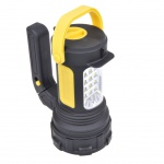ProPlus Multifunktions-Taschenlampe 2 in 1 5 W LED +12 SMD LEDs 440115