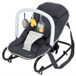 Safety 1st Babywippe Koala Grey Patches Grau 28229490
