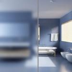 vidaXL Fensterfolie Sichtschutzfolie Milchglas Selbstklebend 0, 9×10 m