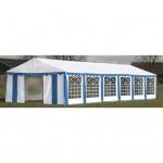 vidaXL Partyzelt 12 x 6 m Blau