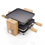 Princess Raclette-Grill Pure 4 Schwarz 700 W 162900
