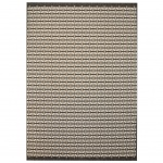 vidaXL Webteppich Sisal-Optik Indoor/Outdoor 120 x 170 cm Karomuster