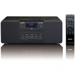 Lenco DAB+/FM Radio mit CD/MP3 Player DAR-050 Schwarz