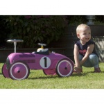 Retro Roller LoopAuto Marilyn Kinderauto Rutscher Rennwagen