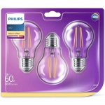 Philips LED Lampen 3 Stk. Classic 7 W 806 Lumen 929001387373