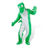 Kostüm Krokodil Faschingkostüm Karneval XL-XXL